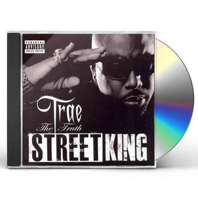 Trae tha Truth & The Worlds Freshest STREET KING CD