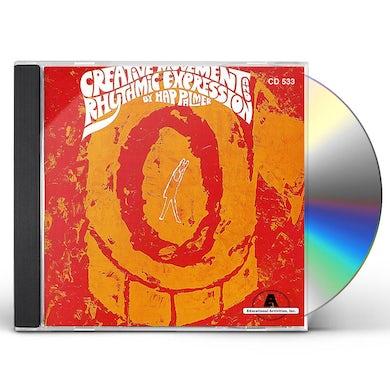 Hap Palmer CREATIVE MOVEMENT & RHYTHMIC EXPLORATION CD