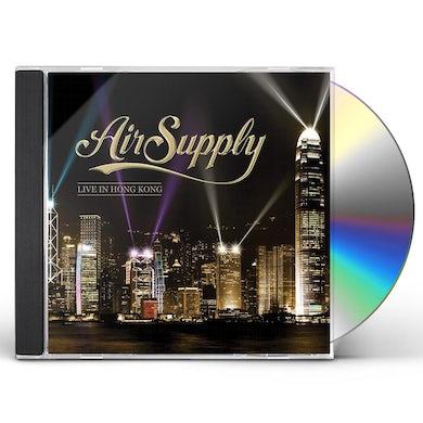 Air Supply: Live in Hong Kong CD