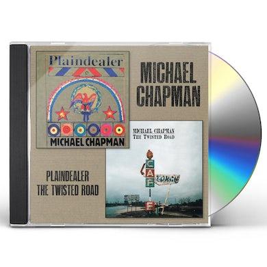 Michael Chapman Plaindealer + Twisted Road CD