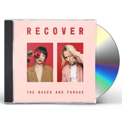The Naked And Famous Recover CD