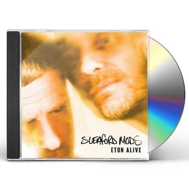 Sleaford Mods Eton Alive CD