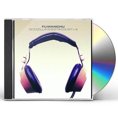 Fu Manchu Godzilla's/Eatin' Dust +4 CD