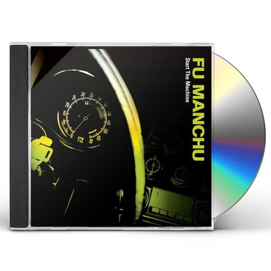 Fu Manchu Start the machine CD