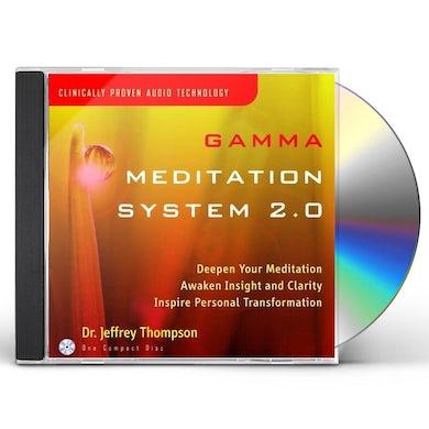 Jeffrey Thompson GAMMA MEDITATION SYSTEM 2.0 CD