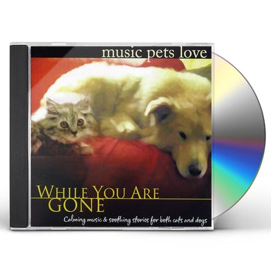 Bradley Joseph MUSIC PETS LOVE: WHILE YOU ARE GONE CD