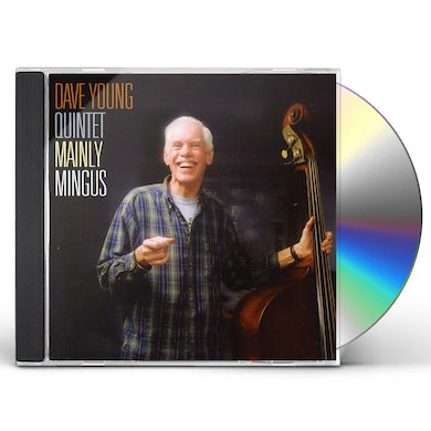 Dave Young MAINLY MINGUS CD