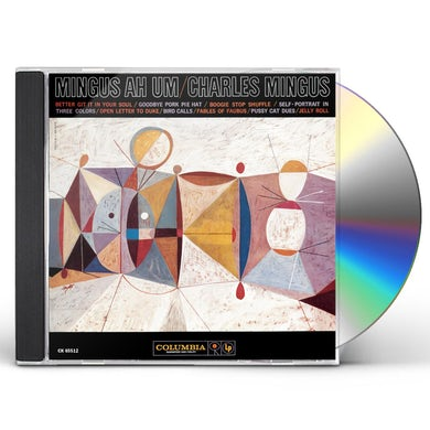 Charles Mingus MINGUS AH UM CD