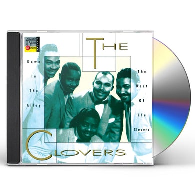 DOWN IN THE ALLEY: BEST OF THE CLOVERS CD