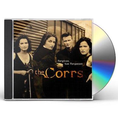 Corrs FORGIVEN NOT FORGOTTEN CD
