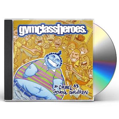 AS CRUEL AS SCHOOL CHILDREN CD