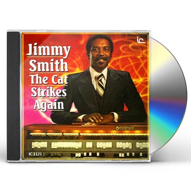 Jimmy Smith CAT STRIKES AGAIN CD