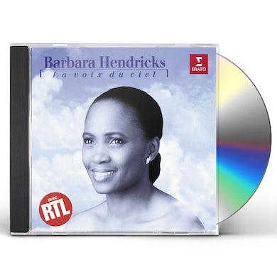 Barbara Hendricks LA VOIX DU CIEL CD