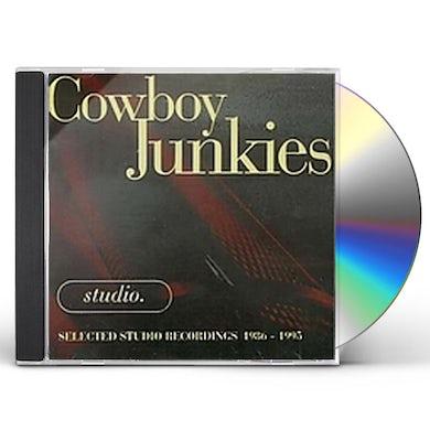 Cowboy Junkies STUDIO: SELECTED STUDIO RECORDINGS 1986-95 CD
