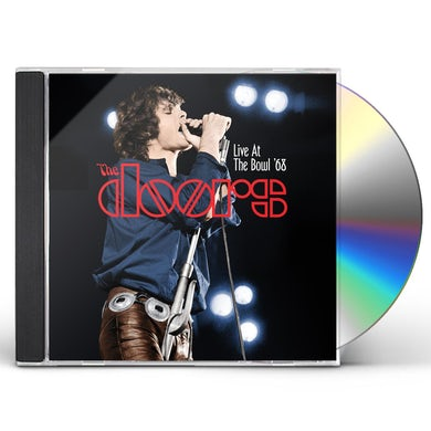 The Doors LIVE AT THE BOWL 68 CD