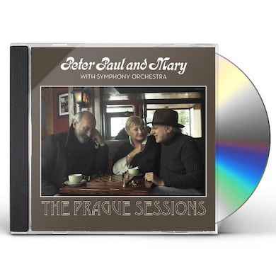 PETER PAUL & MARY WITH SYMPHONY ORCHESTRA: PRAGUE CD