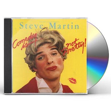 Steve Martin COMEDY IS NOT PRETTY CD
