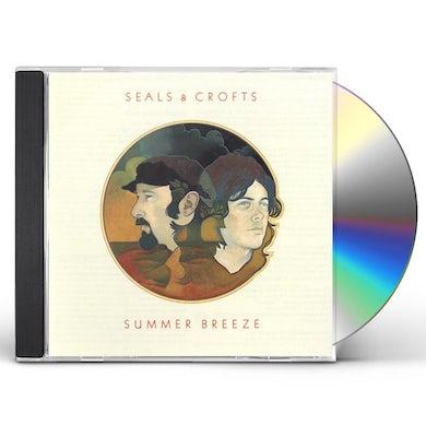 Seals & Crofts SUMMER BREEZE CD
