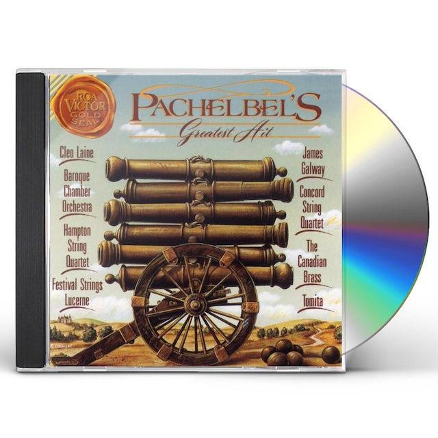 Pachelbel GREATEST HITS CD