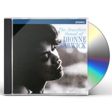 SENSITIVE SOUND OF DIONNE WARWICK CD