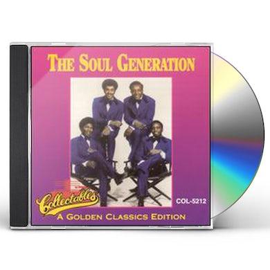 Soul Generation GOLDEN CLASSICS EDITION CD