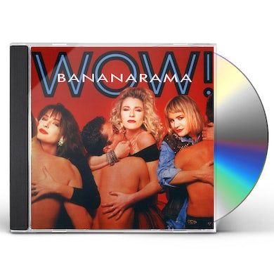 Bananarama WOW CD