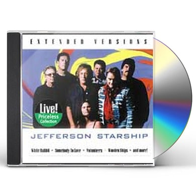 Jefferson Starship EXTENDED VERSIONS CD