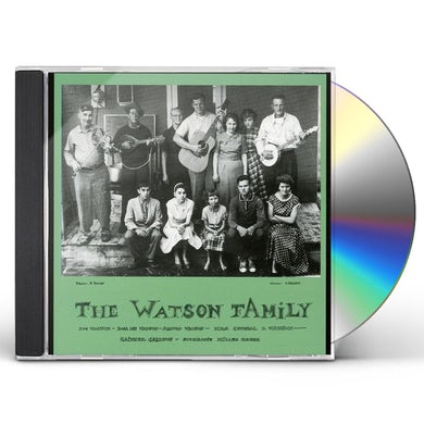 Doc Watson WATSON FAMILY CD