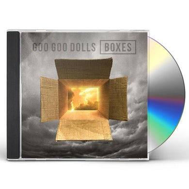Goo Goo Dolls BOXES CD