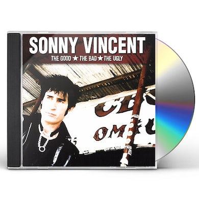 Sonny Vincent GOOD BAD UGLY CD