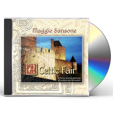Maggie Sansone CELTIC FAIR CD