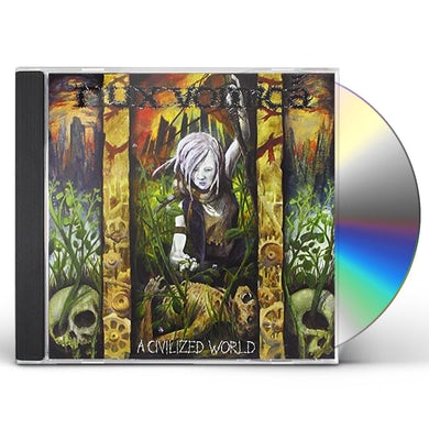 Nux Vomica CIVILIZED WORLD CD