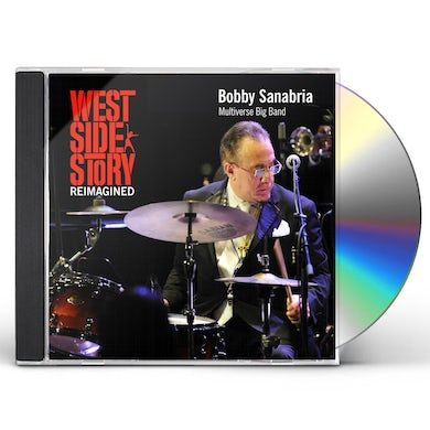 West Side Story Reimagined (OST) CD
