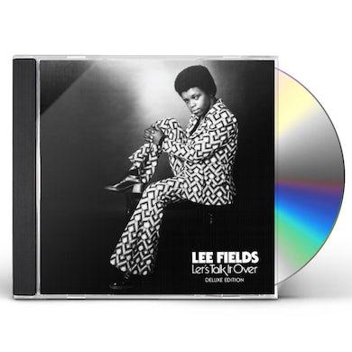 Lee Fields LET'S TALK IT OVER CD