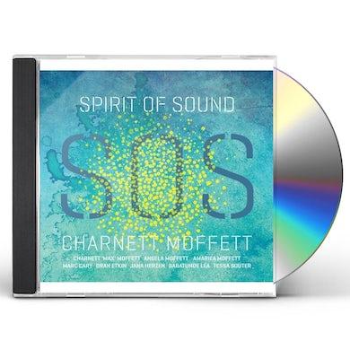 Charnett Moffett SPIRIT OF SOUND CD