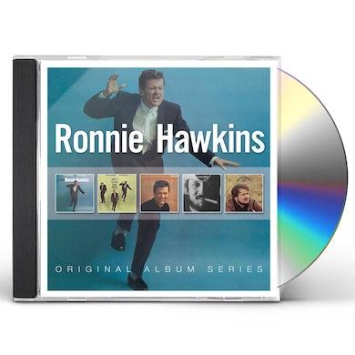 Ronnie Hawkins ORIGINAL ALBUM SERIES CD
