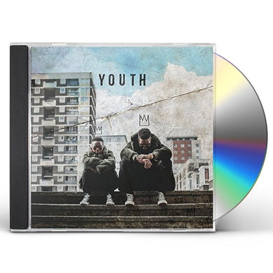 Tinie Tempah YOUTH: DELUXE CD