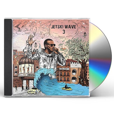 Sneakbo JETSKI WAVE 3 CD
