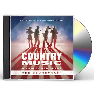 Country Music: A Film By Ken Burns Original Soundtrack CD