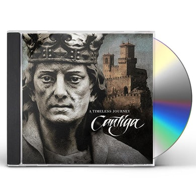 Cantiga TIMELESS JOURNEY CD