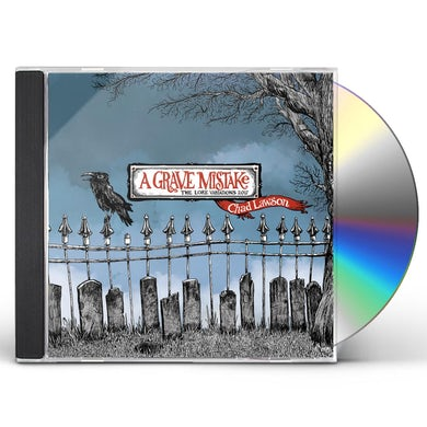 A Grave Mistake: The Lore Variations CD