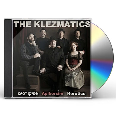 APIKORSIM: HERETICS CD