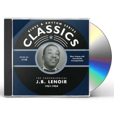 J.B. Lenoir 1951-1954 CD