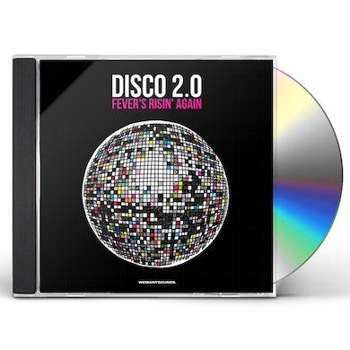 Disco 2.0: Fever'S Risin Again / Various CD