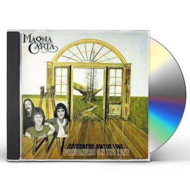 Magna Carta PRISONERS ON THE LINE CD