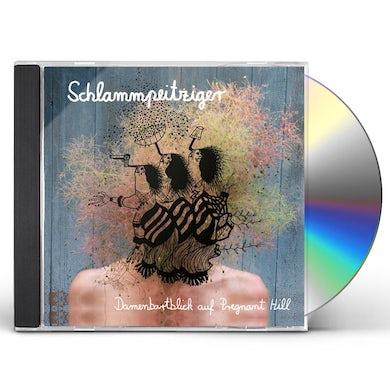 Schlammpeitziger DAMENBARTBLICK AUF PREGNANT HILL CD