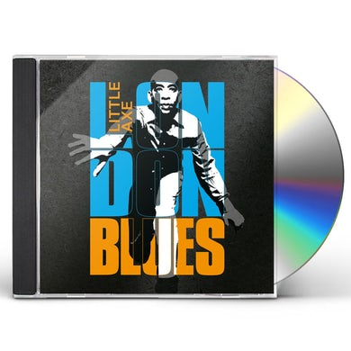 Little Axe LONDON BLUES CD