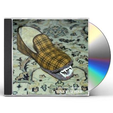 Butzmann WAR PUR WAR CD