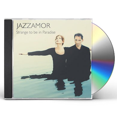 Jazzamor STRANGE TO BE IN PARADISE: SPECIAL EDITION CD