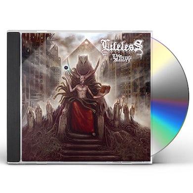 Lifeless OCCULT MASTERY CD